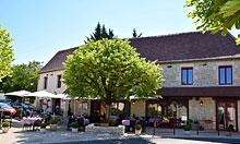 Hôtel Restaurant Le Petit Relais à Calès dans le Lot
